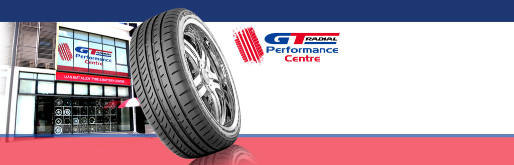 GT Radial Performance Center